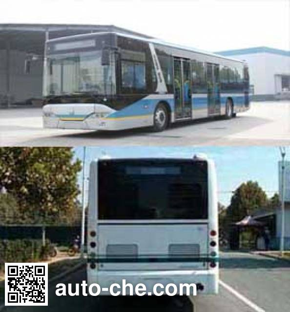 黄河牌ZZ6126GN5城市客车