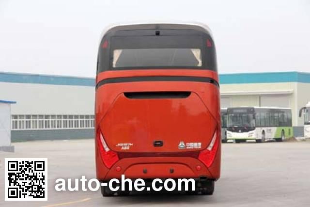 黄河牌ZZ6127HD4A客车