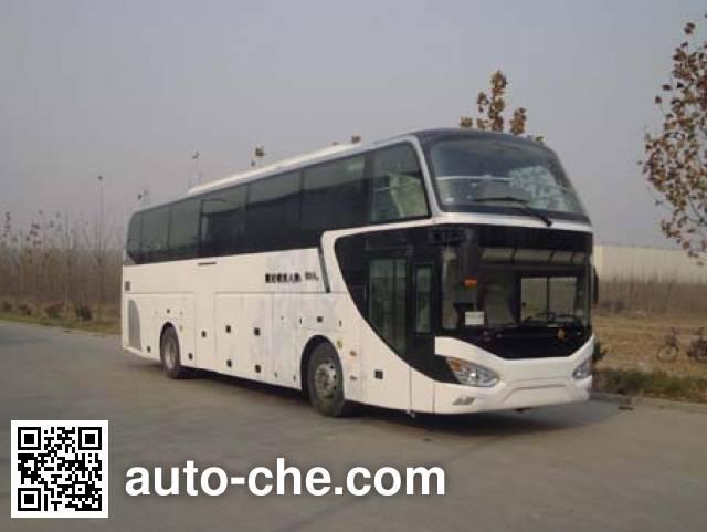 黄河牌ZZ6127SHD4A客车