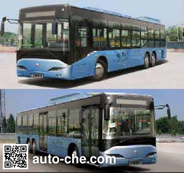黄河牌ZZ6146GN5城市客车
