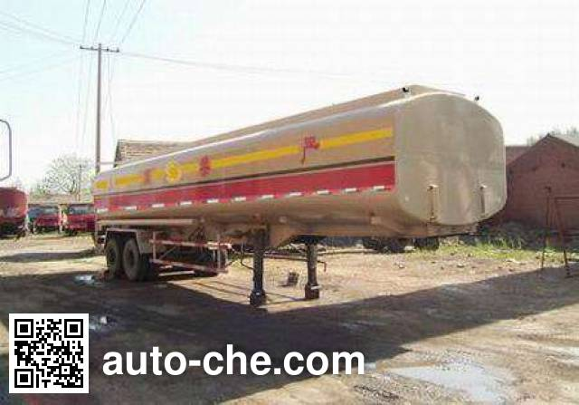 Sida Steyr ZZ9326GYY231 oil tank trailer