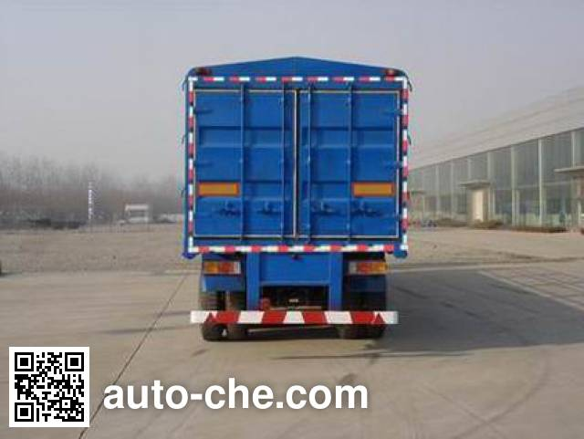 Sida Steyr ZZ9402CLX331 stake trailer