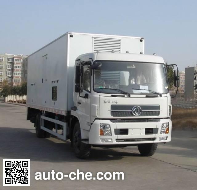 Xier ZZT5140XDY мобильная электростанция на базе автомобиля