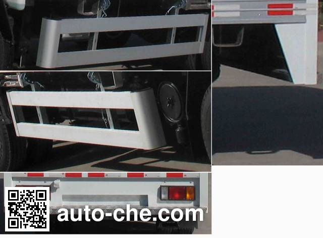 Xier ZZT5070XDY мобильная электростанция на базе автомобиля