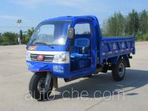 Wuzheng WAW 7YP-1450DJ6 dump three-wheeler