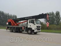 Sinotruk Hiab  QY117 AB5330JQZ117 truck crane