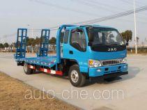 Qiupu ACQ5101TDP low flatbed truck
