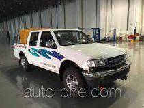 Snow remover truck