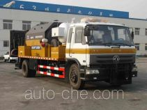 Senyuan (Anshan) AD5150TLX scrap asphalt hot thermal recycling truck