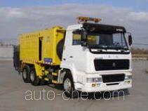 森远牌AD5250TRF80型微表处施工车