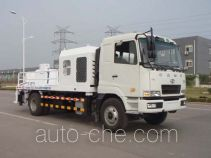 CAMC AH5131HBC90 truck mounted concrete pump