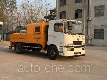CAMC truck mounted concrete pump