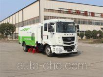 CAMC AH5160TSL0L5 street sweeper truck