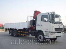 CAMC AH5240JSQ truck mounted loader crane