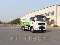 CAMC AH5250ZDJ0L5 стыкуемый мусоровоз с уплотнением отходов