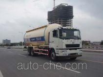 CAMC AH5251GFL0L4 low-density bulk powder transport tank truck