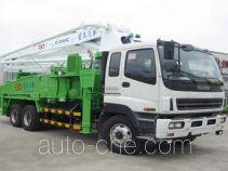 CAMC AH5270THB concrete pump truck