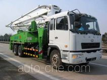 CAMC AH5290THB concrete pump truck