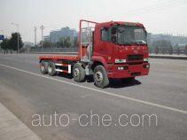 CAMC AH5310TPB0LNG4 flatbed truck