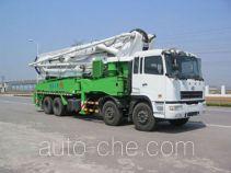 CAMC AH5382THB concrete pump truck