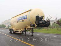 CAMC AH9400GFL5 low-density bulk powder transport trailer
