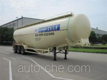CAMC AH9402GFL8 low-density bulk powder transport trailer