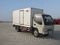 Kaile AKL5040XBWHFC01 insulated box van truck
