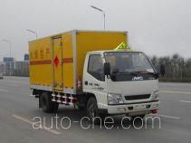 Kaile AKL5061XQY грузовой автомобиль для перевозки взрывчатых веществ