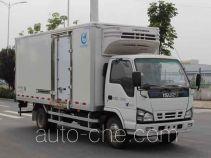 开乐牌AKL5071XLCQL型冷藏车