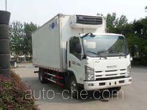开乐牌AKL5100XLCQL型冷藏车