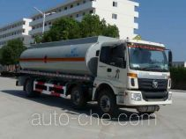 Kaile AKL5250GRYBJ01 flammable liquid tank truck
