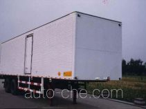 Kaile AKL9234XXY box body van trailer