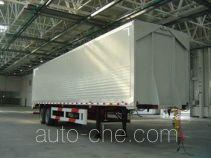 Kaile wing van trailer
