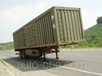 Kaile AKL9341XXY box body van trailer