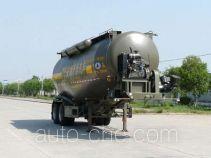 开乐牌AKL9350GFL型粉粒物料运输半挂车