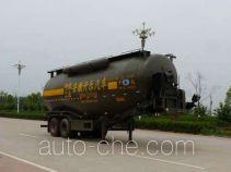 开乐牌AKL9351GFL型粉粒物料运输半挂车