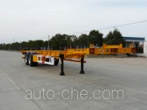 Kaile AKL9356TJZ container transport trailer