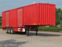Kaile AKL9381XXY box body van trailer