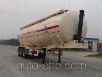 Kaile AKL9400GFLA4 low-density bulk powder transport trailer