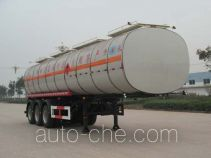 Kaile AKL9400GLYBW liquid asphalt transport insulated tank trailer