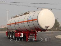 Kaile AKL9400GRYB flammable liquid tank trailer