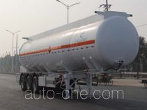 Kaile AKL9400GRYC flammable liquid tank trailer