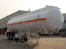 Kaile AKL9400GRYD flammable liquid tank trailer