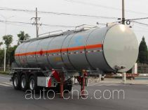 Kaile AKL9400GRYE flammable liquid tank trailer