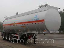 Kaile AKL9400GYW oxidizing materials transport tank trailer