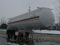 Kaile AKL9401GFW corrosive materials transport tank trailer