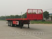 Kaile AKL9401P flatbed trailer