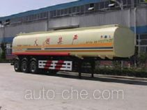 Kaile AKL9402GHY chemical liquid tank trailer