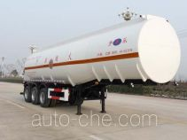 Kaile AKL9402GHYA chemical liquid tank trailer