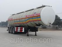 Kaile AKL9403GHYA chemical liquid tank trailer